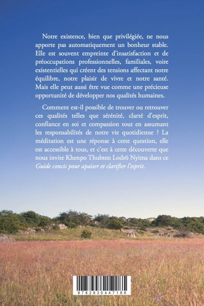 Introduction to Meditation (French edition)